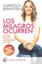 Papel Milagros Ocurren , Los
