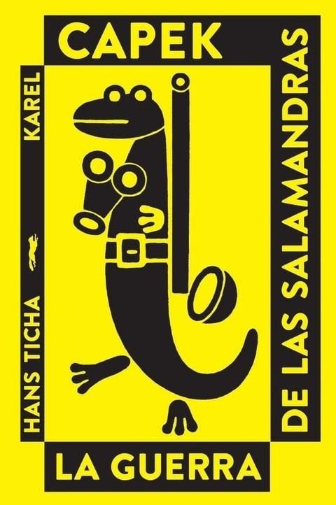 Papel Guerra De Las Salamandras, La