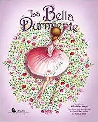 Papel Bella Durmuiente, La - Pentagrama