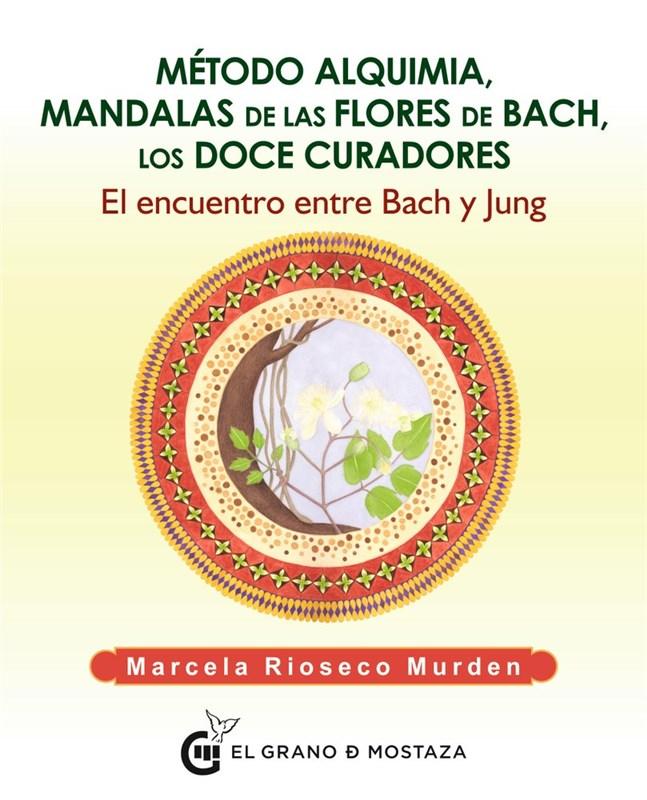Papel Metodo Alquimia, Mandalas De Las Flores De Bach, Los Doce Curadores