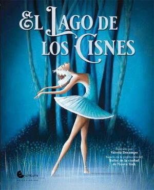 Papel Lago De Los Cisnes , El  Td