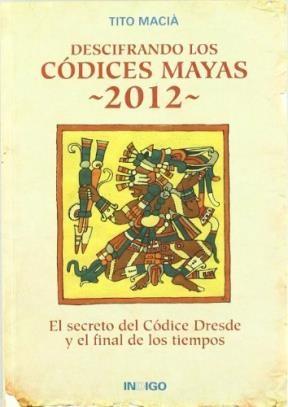 Papel Descifrando Los Codices Mayas 2012