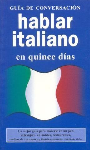 Papel Hablar Italiano En 15 Dias