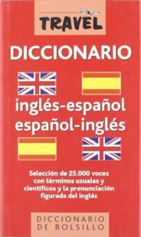 Papel Diccionario Travel Ingles-Espa?Ol