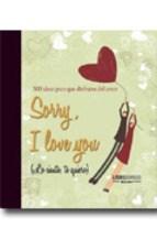 Papel Sorry  I Love You ( Lo Siento Te Quiero )