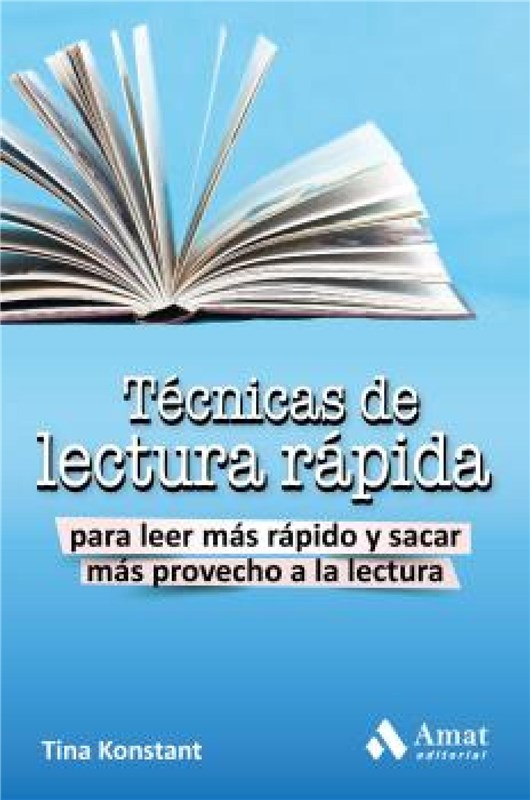 E-book Técnicas De Lectura Rápida. Ebook