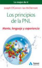 Papel Principios De La Pnl, Los