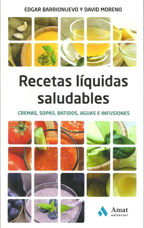 Papel Recetas Liquidas Saludables