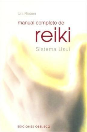 Papel Manual Completo De Reiki