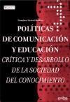 Papel Politicas De Comunicacion Y Educacion