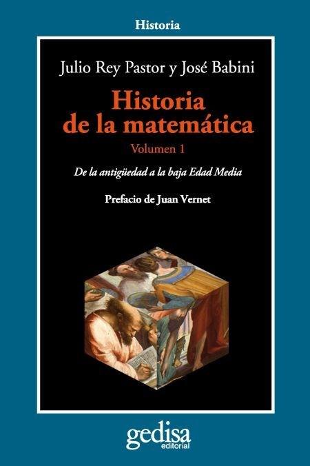 Papel Historia De La Matematica Volumen 1