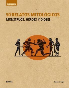 Papel Guia Breve 50 Relatos Mitologicos