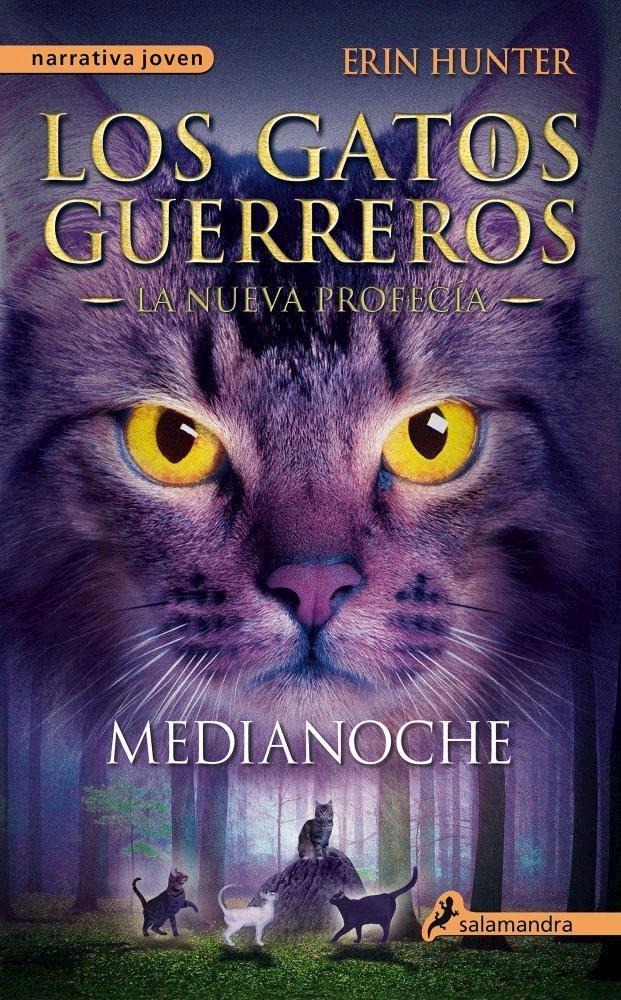 Papel Gatos Guerreros, Los La Nueva Profecia Medianoche
