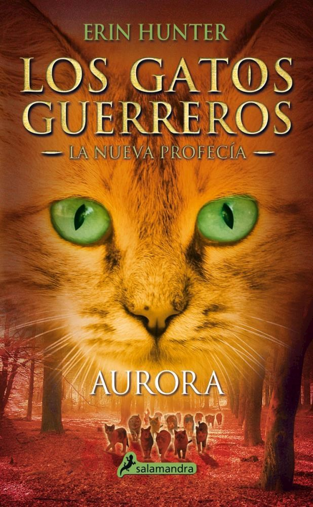 Papel Gatos Guerreros, Los La Nueva Profecia 3 Aurora