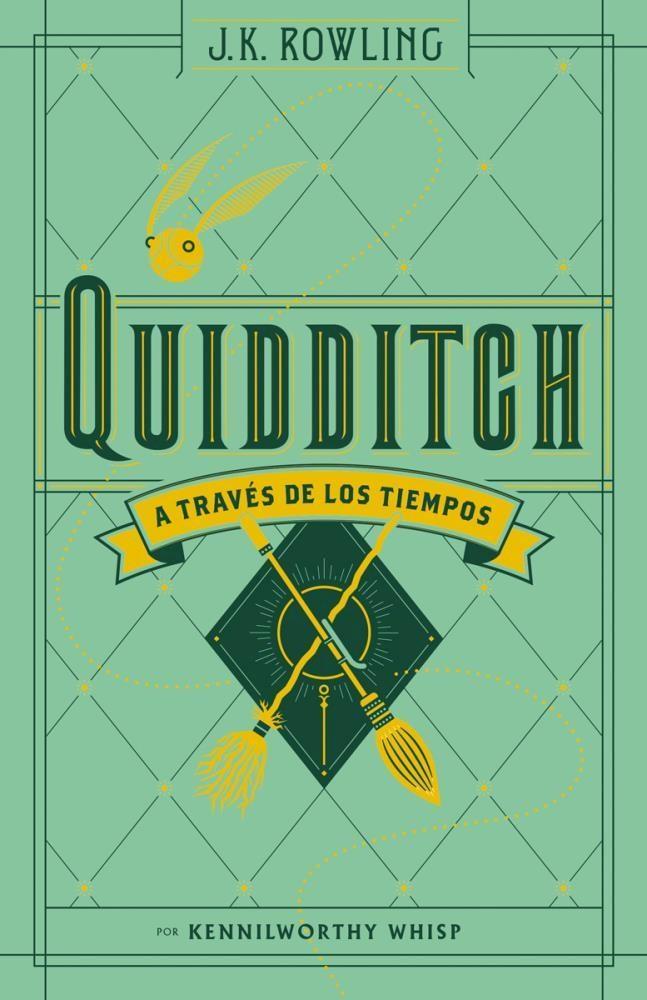 Papel Quidditch A Traves De Los Tiempos (Nueva Edicion)