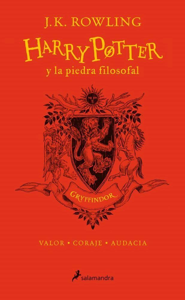 Papel Harry Potter Y La Piedra Filosofal. Valor, Coraje, Audacia