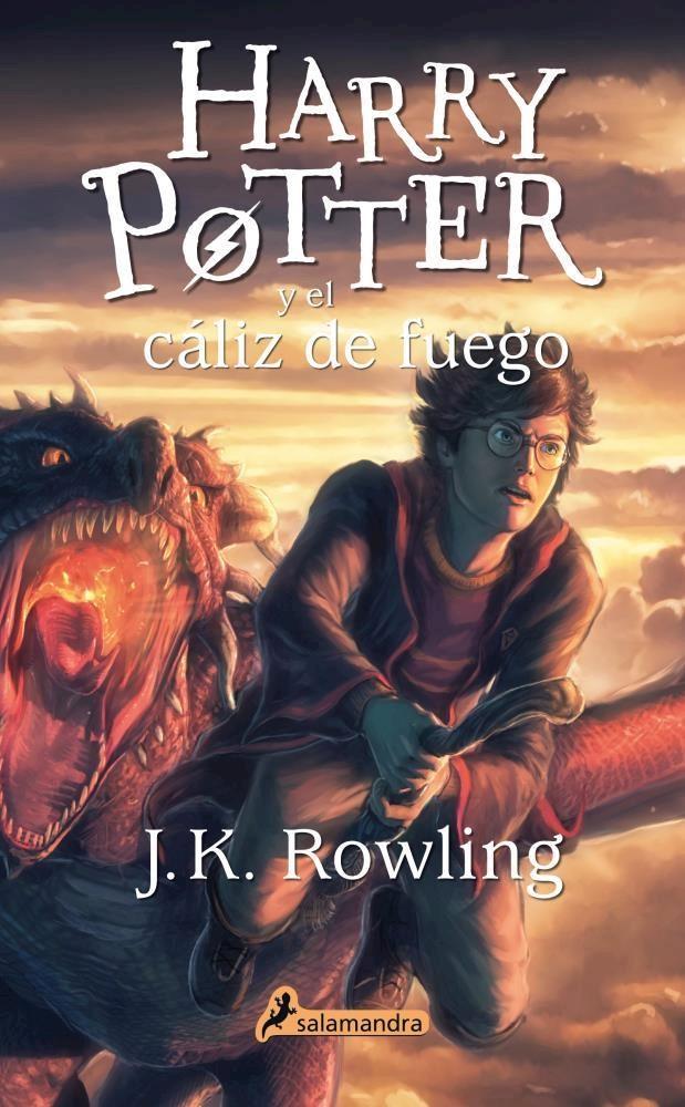 Papel Harry Potter Y El Caliz De Fuego