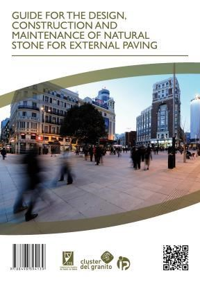E-book Guide For The Design, Construction And Maintenance Of Natural Stone For External Paving