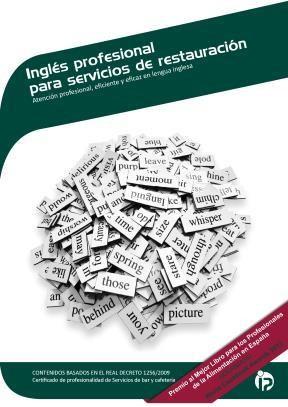 E-book Inglés Profesional Para Servicios De Restauración