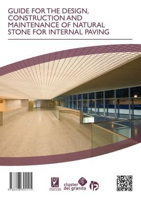 E-book Guide For The Design, Construction And Maintenance Of Natural Stone For Internal Paving