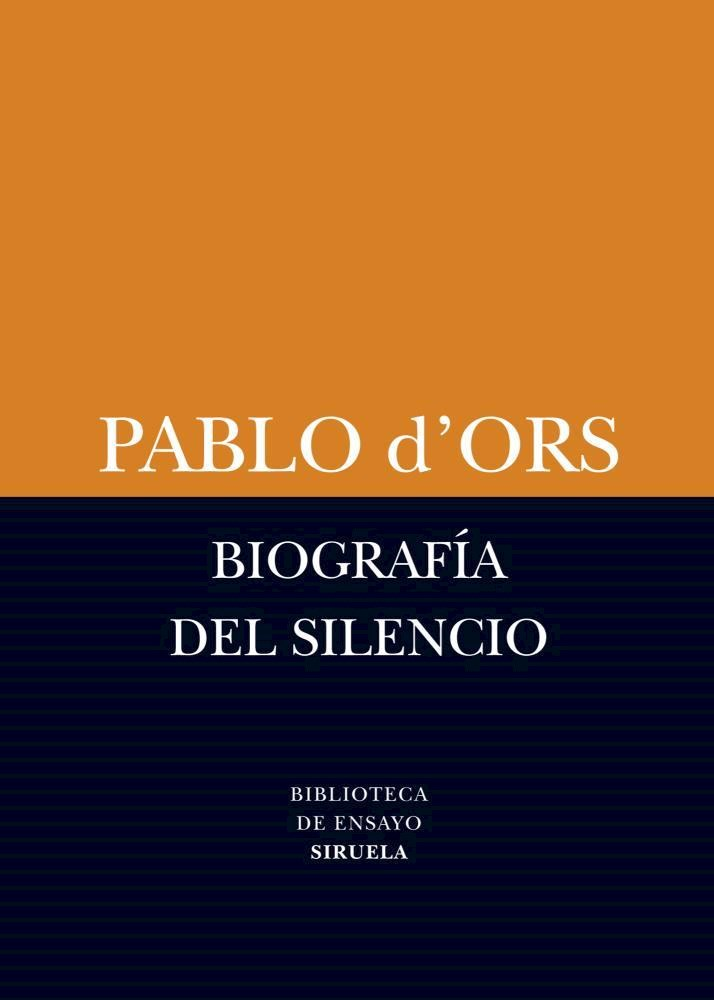 Papel Biografia Del Silencio
