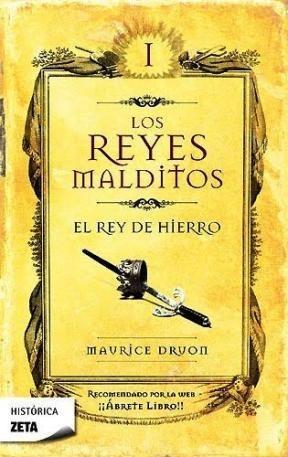 Papel Rey De Hierro, El Reyes Malditos I