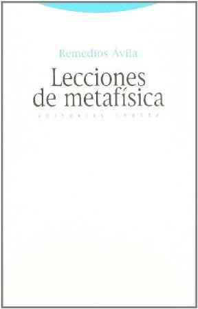 Papel Lecciones De Metafisica