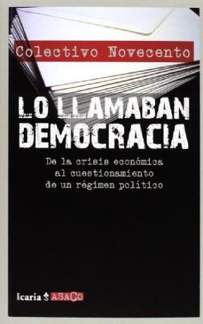 Papel Lo Llamaban Democracia