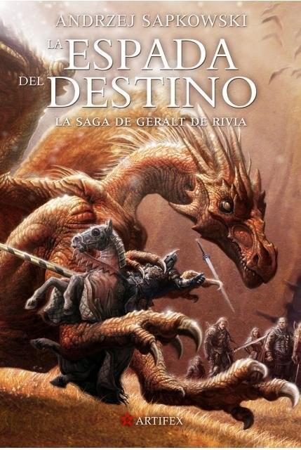 Papel Espada Del Destino, La