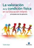 Papel Valoracion De La Condicion Fisica En La Educacion Infantil , La
