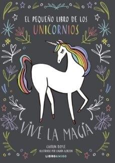 Papel Pequeño Libro De Los Unicornios, El  Td
