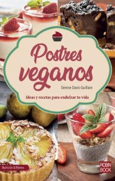 Papel Postres Veganos