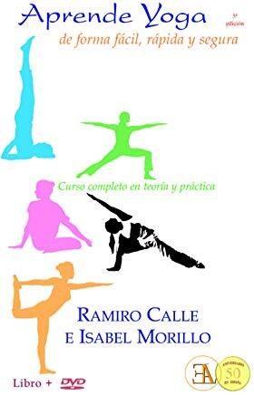 Papel Aprende Yoga De Forma Facil Rapida Y Segura Con Dvd