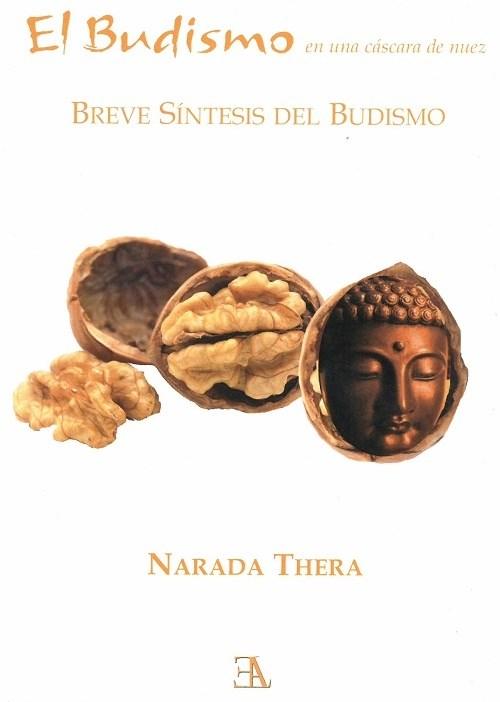 Papel Budismo En Una Casacara De Nuez , El