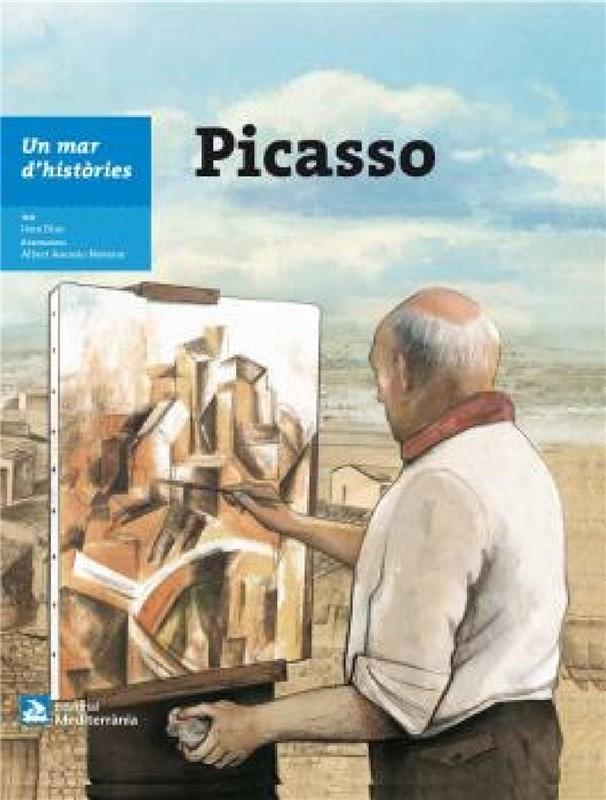 E-book Un Mar D'Històries: Picasso