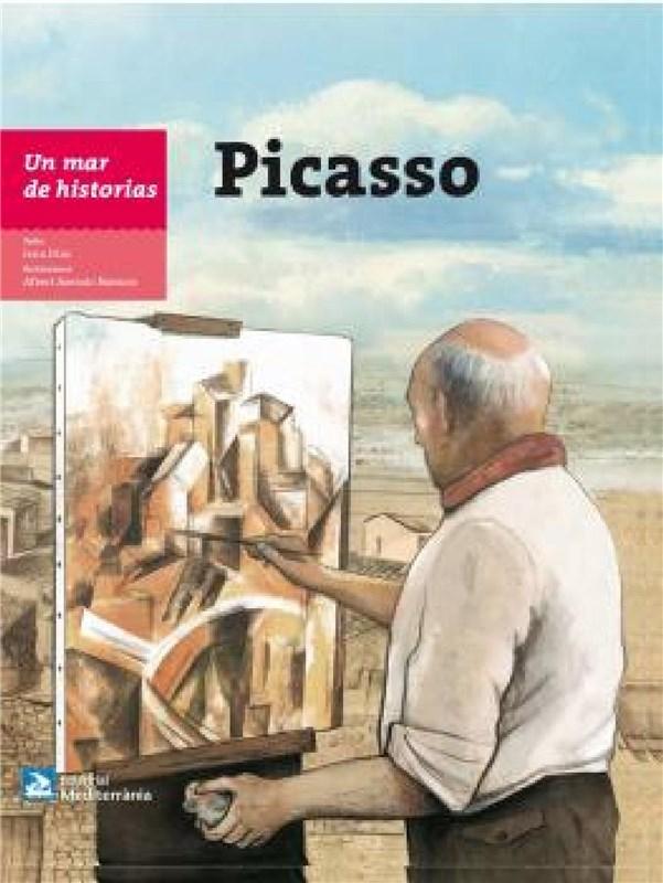 E-book Un Mar De Historias: Picasso