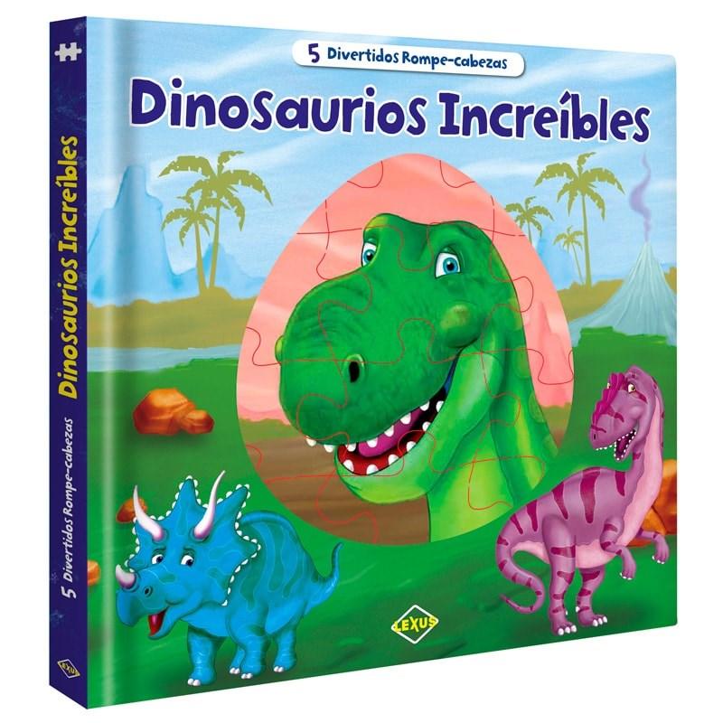 Papel Dinosaurios Increibles