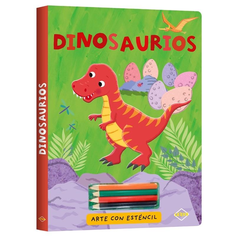 Papel Dinosaurios (Arte)