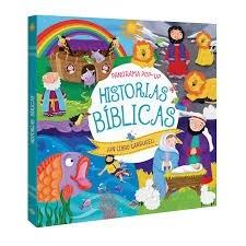 Papel Historias Biblicas 3D