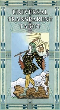 Papel Universal Transparent Tarot