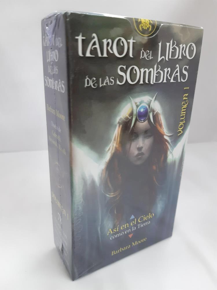 Papel Del Libro De Las Sombras  - Volumen 1 (Libro + Cartas) Tarot