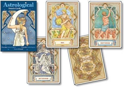 Papel Astrological  (Cartas) Oraculo