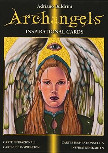 Papel Archangels Inspirational Cards (Oraculo De Los Arcangeles)