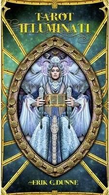 Papel Illuminati ( Libro + Cartas)  Tarot