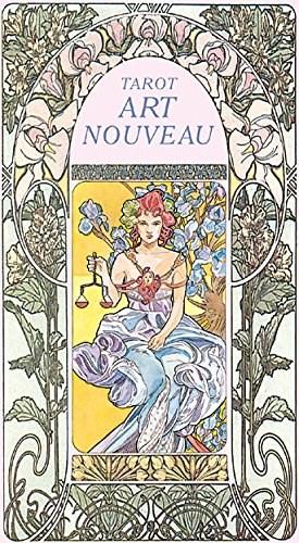 Papel Art Nouveau (Libro + Cartas) Tarot