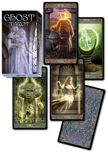 Papel Ghost (Libro + Cartas) Tarot