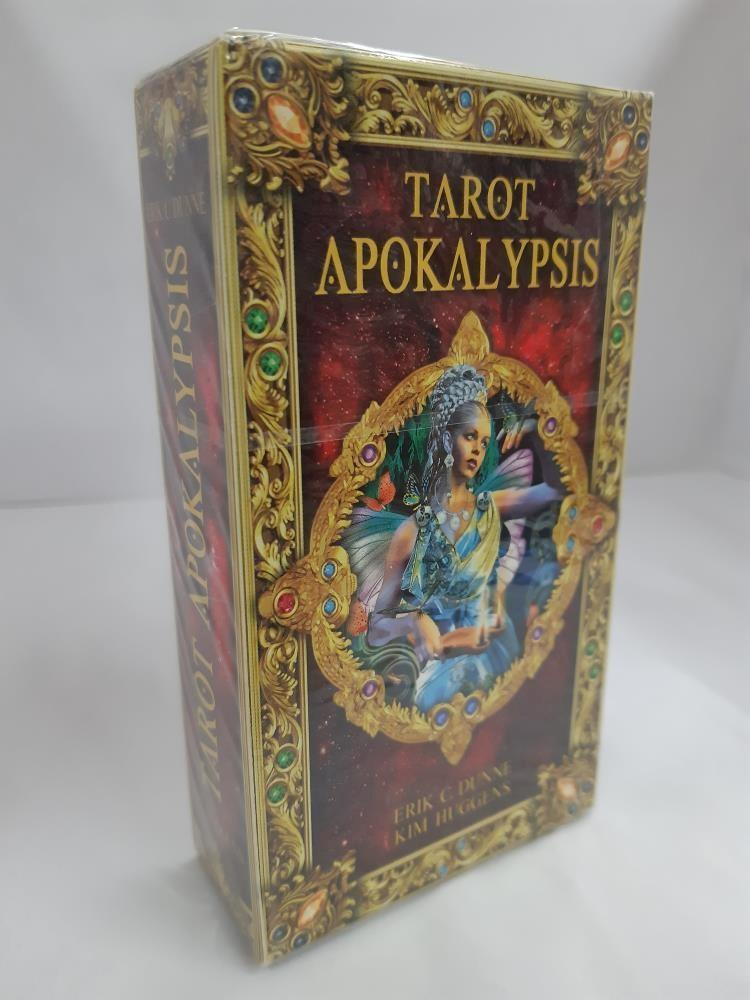 Papel Tarot Apokalypsis (Libro + Cartas)