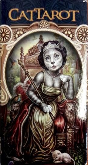 Papel Cat Tarot (Libro + Cartas) Tarot