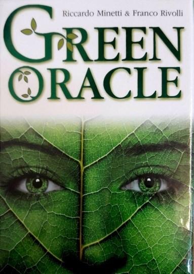Papel Green Oracle (Libro + Cartas) Oraculo