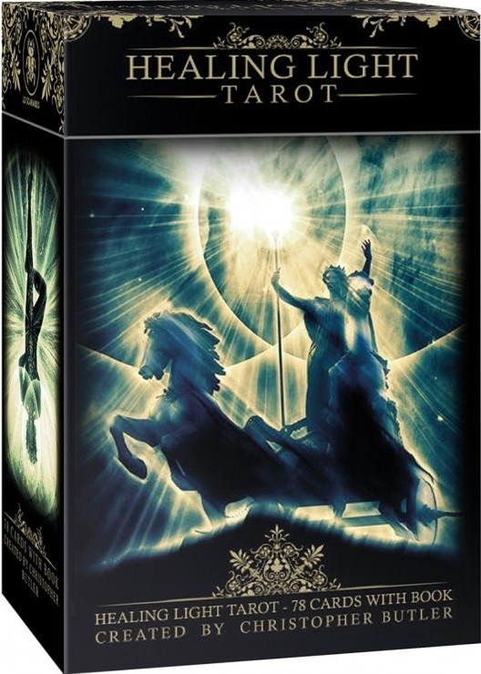 Papel Healing Light ( Libro + Cartas ) Tarot